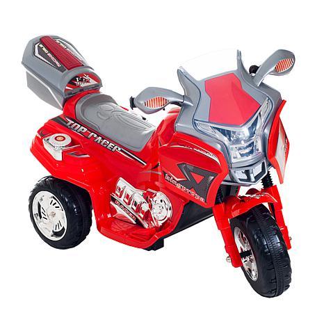 Lil' Rider Top Racer Sport Bike - Red