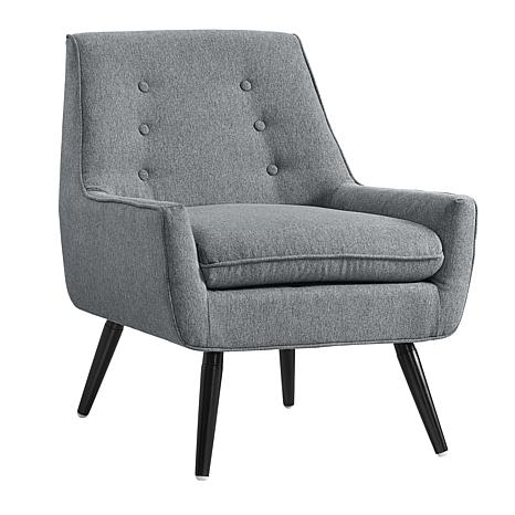 At Home Accent Chairs.Linon Home Clark Accent Chair