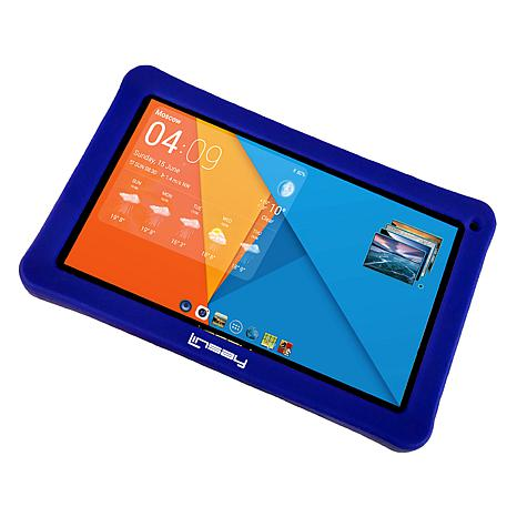 products linsay quad core android tablet wcase apps