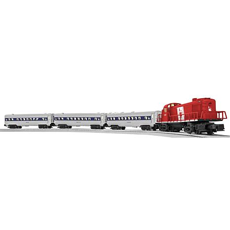 Lionel Trains Central New Jersey LionChief Ready-to-Run O-Gauge Pas...