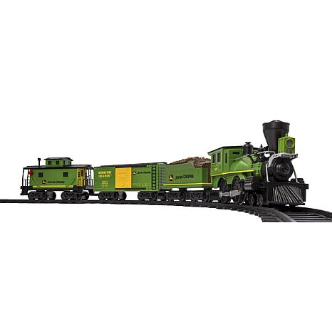 Lionel Trains John Deere Express Ready-to-Play Train Set