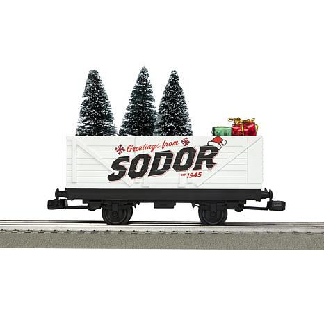set lionel trains thomas friends christmas train - Train Set For Christmas Tree