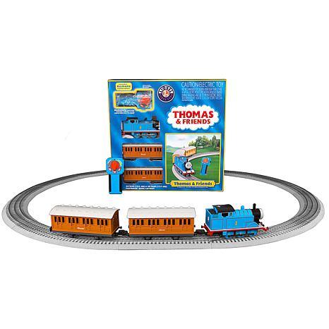 "Lionel Trains ""Thomas & Friends"" O-Gauge Train Set with Remote"