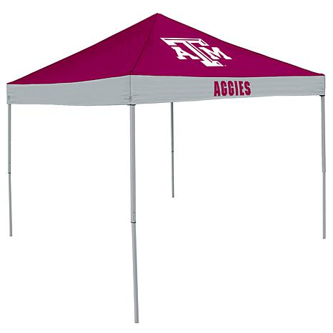 Logo Chair Economy Tent - Texas A&M University