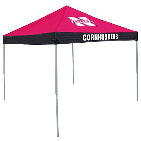 Logo Chair Economy Tent - University of Nebraska