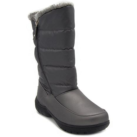 London Fog® LUELLA Quilted Cold-Weather Boot