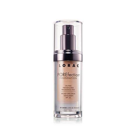 LORAC POREfection® Foundation SPF 20 - Light Beige