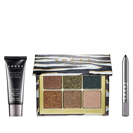 LORAC Rachel Zoe Golden Eyes Mini Eye Shadow Collection