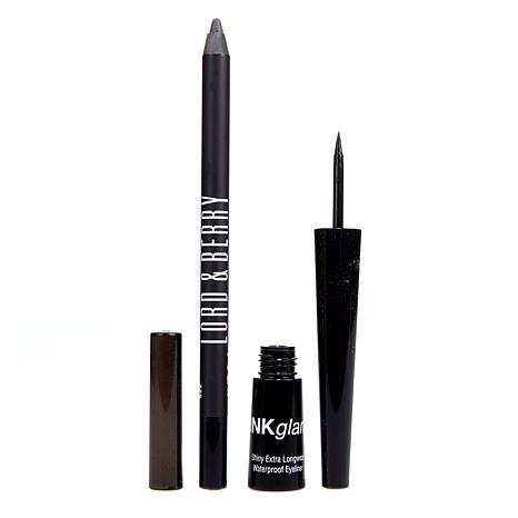 Lord & Berry Inkglam & Smudgeproof Eyeliner Duo