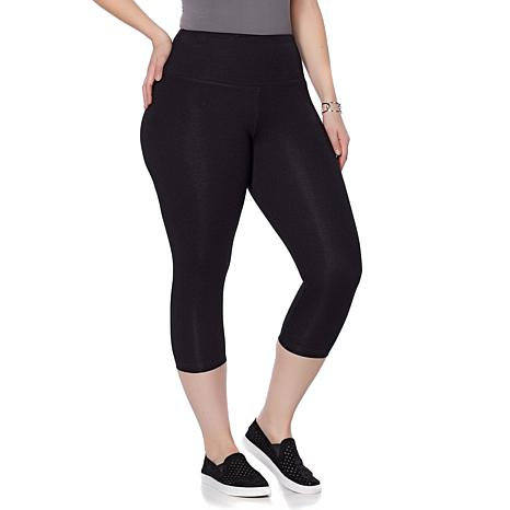 LYSSE Everyday Style High-Waist Capri Legging - Plus