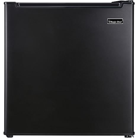 Magic Chef Energy Star 1.7 Cu. Ft. Mini All-Refrigerator - Black