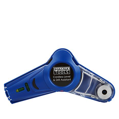 Magna Tools Cordless Level and Drill Assistant