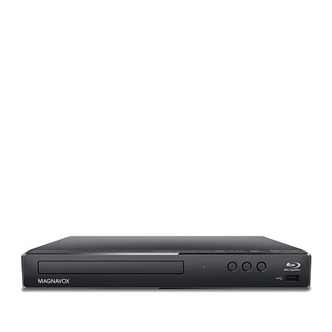 Magnovox MBP5630 Smart Wi-Fi Blu-ray Disc Player