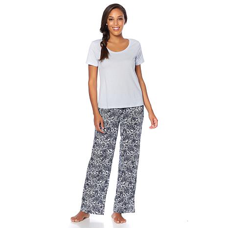 Maidenform Love Lounge Packaged Pajama Set