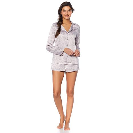 Maidenform Love Luxe Pajama Set