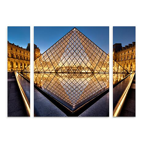 "Marc Pelissier ""The Diamond"" Panel Art - 24"" x 32"""