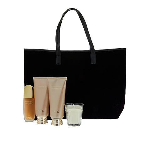 Marilyn Miglin Pherómone® Classics  Set with Candle and Tote