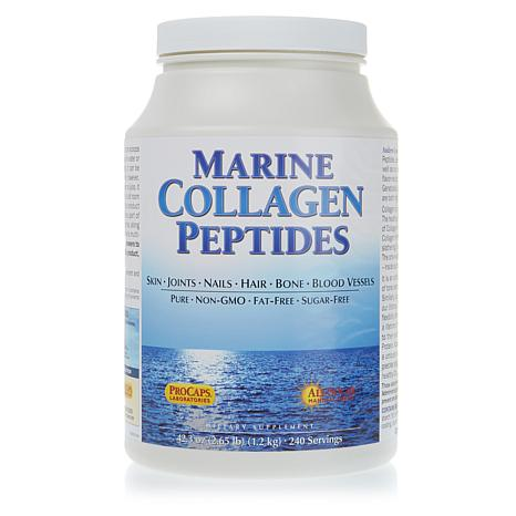 Marine Collagen Peptides - 240 Servings