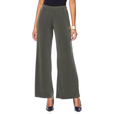 MarlaWynne Lux Crepe Basic Pant