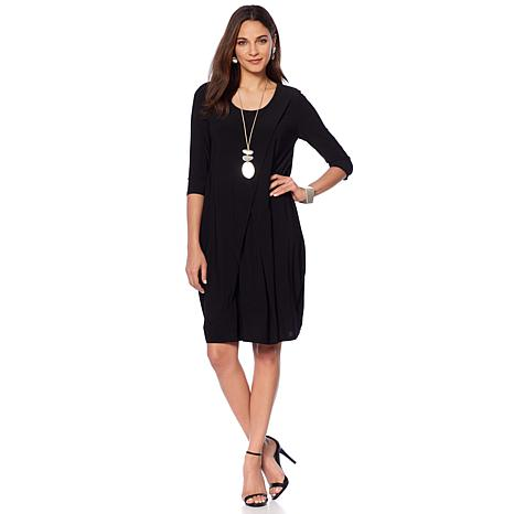 MarlaWynne Matte Jersey Dress