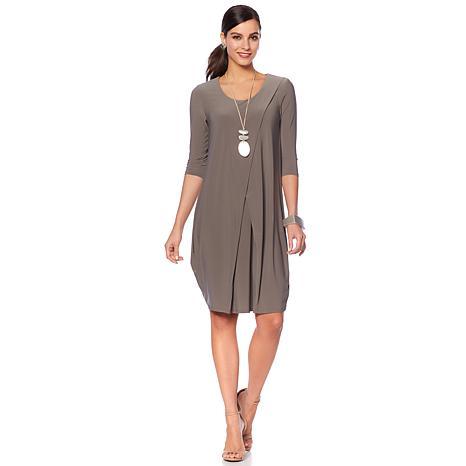 MarlaWynne Matte Jersey Dress