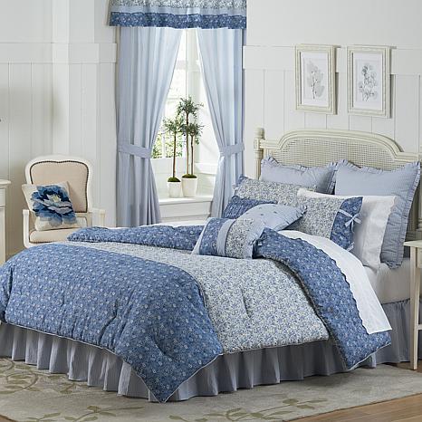 MaryJane's Home Dora 4pc Comforter Set - King
