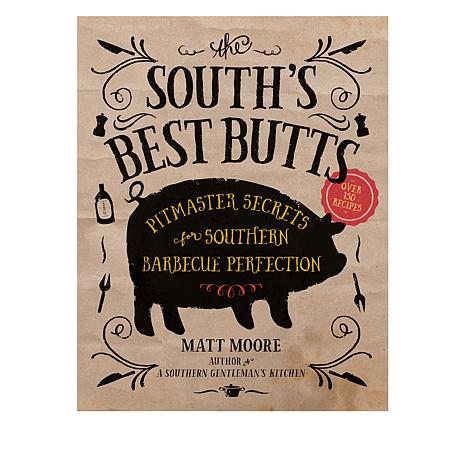 "Matt Moore ""The South's Best Butts"" Handsigned Cookbook"