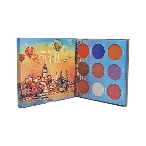 Mavie Cosmetics Take Me To... Istanbul Eyeshadow Palette