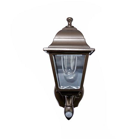 Wall Sconces Under Usd 25 : Maxsa Motion-Sensing Indoor/Outdoor LED Wall Sconce - 7792033 HSN