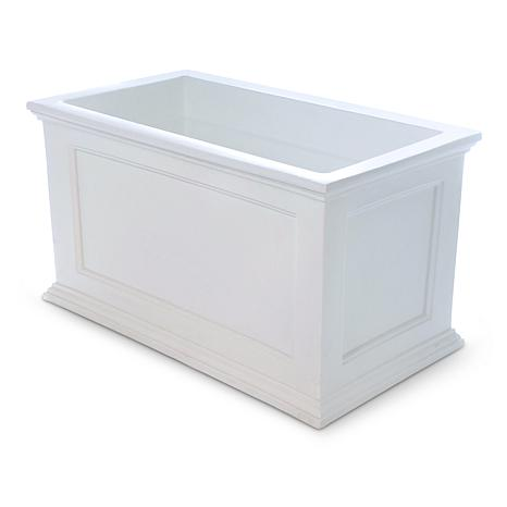 "Mayne Mailposts Fairfield Planter - 20"" x 36"""