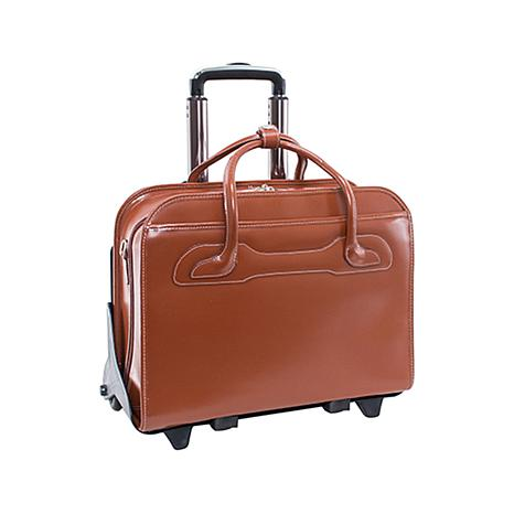 McKlein Willow Brook Laptop Briefcase