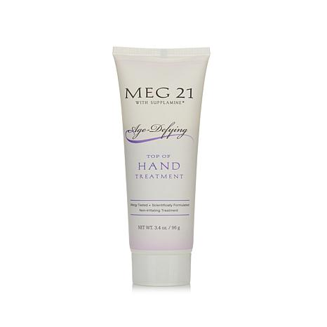 Meg 21 Age-Defying Hand Beauty Treatment Cream
