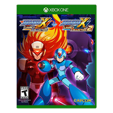 """Mega Man X Legacy Collection 1 and 2"" for Xbox One"