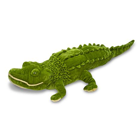 Melissa and Doug Alligator - Plush