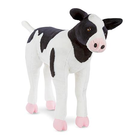Melissa & Doug Calf Plush