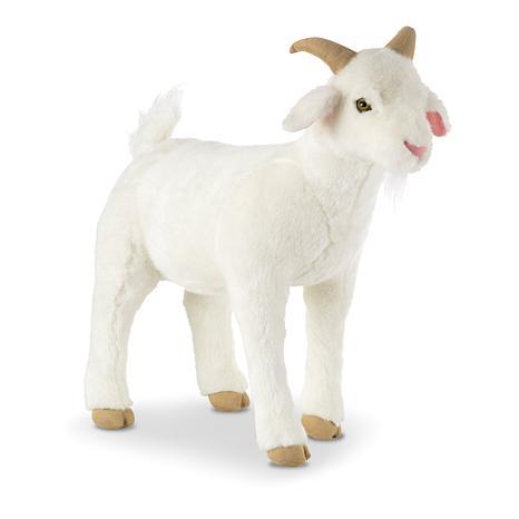 Melissa & Doug Goat Plush
