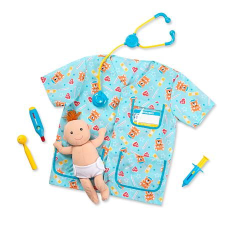 Melissa & Doug Pediatric Nurse Play Set