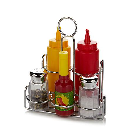Melissa & Doug Pretend Play Condiments Set