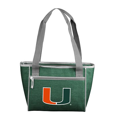 Miami Crosshatch 16-Can Cooler Tote