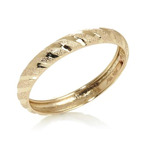 Michael Anthony Jewelry® 10K 3mm Band Ring