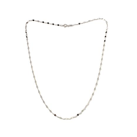 "Michael Anthony Jewelry® Forzantina Mirror-Link 18"" Chain Necklace"