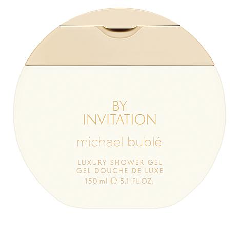 Michael Buble By Invitation Shower Gel