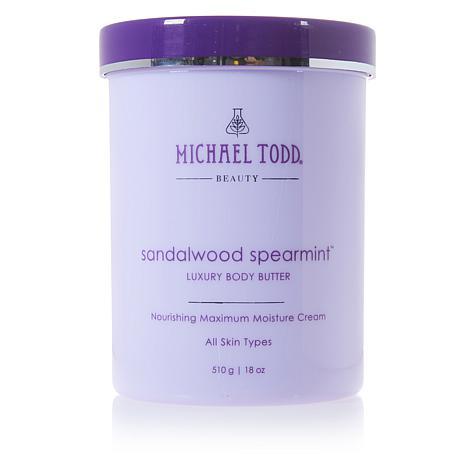 Michael Todd Sandalwood Spearmint™ Body Butter