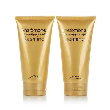 Miglin Pheromone Jasmine Bath & Shower Crème 2-pack