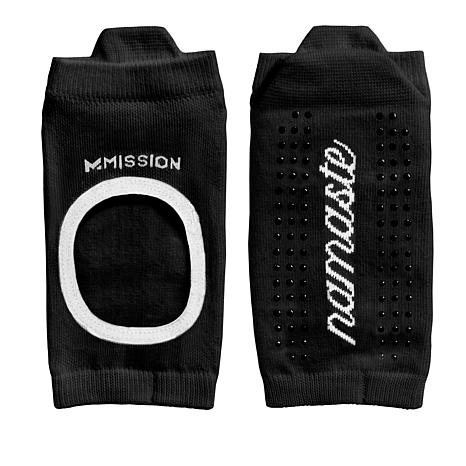 Mission VaporActive 2-pack Yoga Socks with Grip Dots