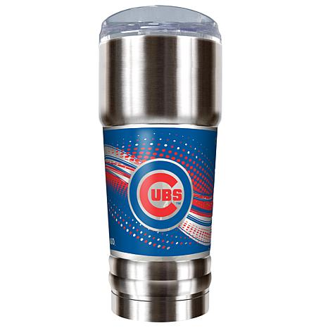 MLB 32 oz. Stainless Steel Pro Tumbler - Cubs