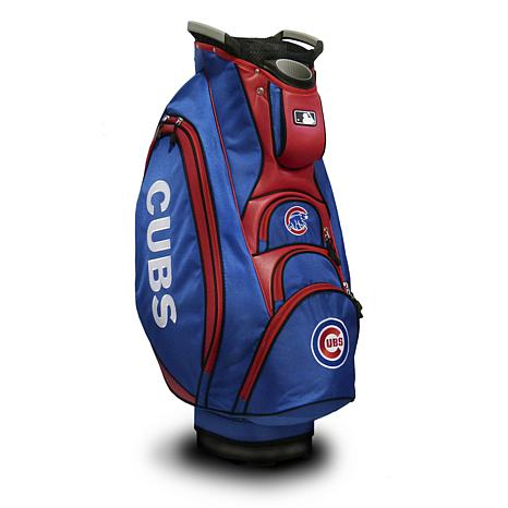 MLB Victory Cart Bag - Cubs
