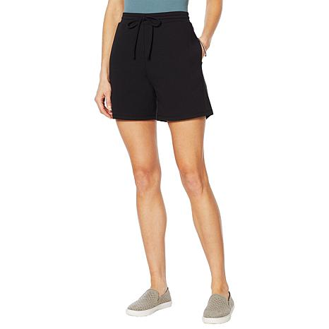 ModernSoul® French Terry Drawstring Short with Pockets