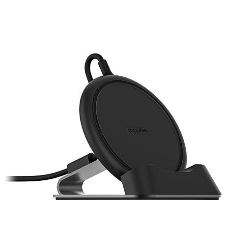new style 77868 6dc59 Mophie Charge Stream 10W Wireless Charging Desk Stand
