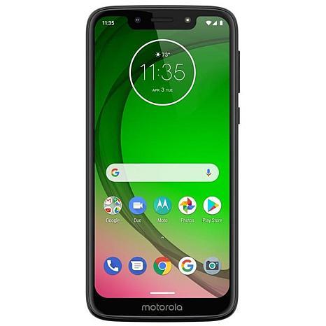 Motorola G7 Play 32GB GSM Unlocked Nano-SIM Smartphone